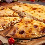 """Домашняя пицца """"Кальцоне"""""""