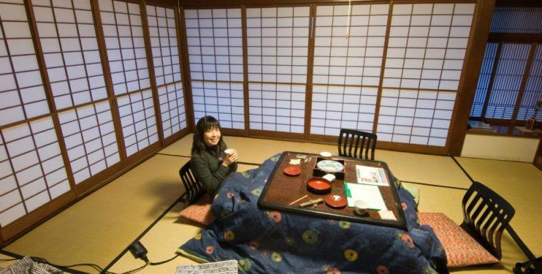 Отопление в Японии
