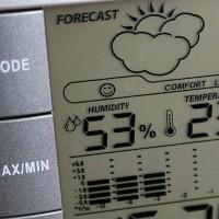 Влажность в помещении — 4 причины сырости в доме