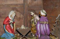 Рождественский вертеп — фото к празднику!
